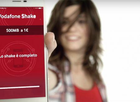 Che cos'è Vodafone Shake