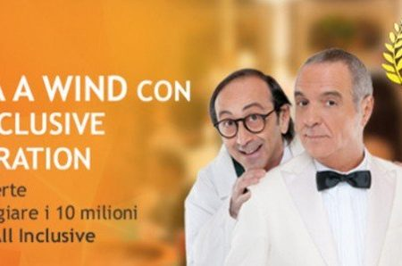 Passaggio a Wind: All Inclusive Celebration
