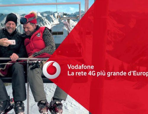 Vodafone Flexi Digital: 400 minuti, 100 sms, 2 Gb di Internet