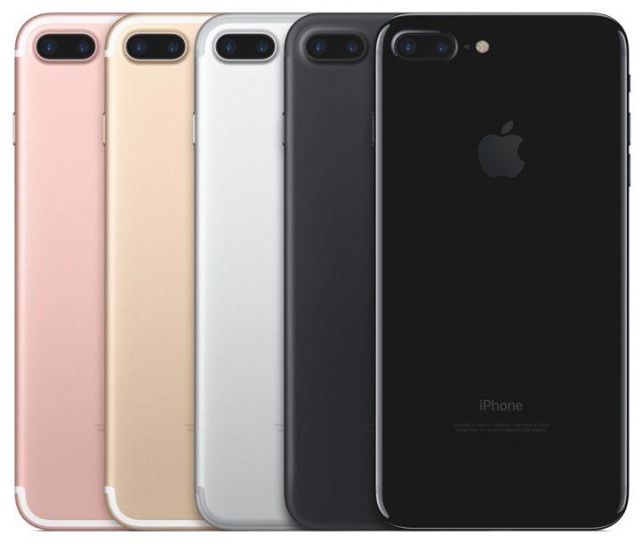 Tasti Reset iPhone 7