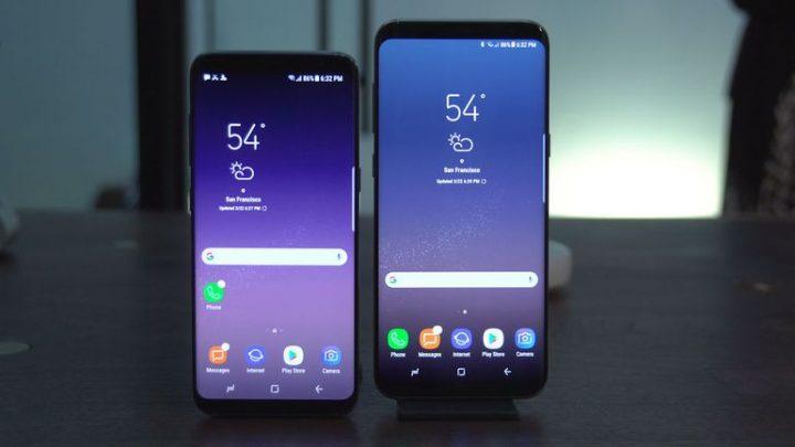 Opinioni su Samsung Galaxy S8 e S8 Plus